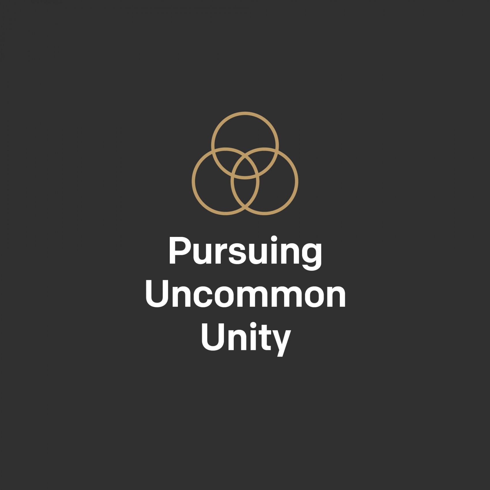 The Power Of One Team With One Mind Pursuing Uncommon Unity A 7