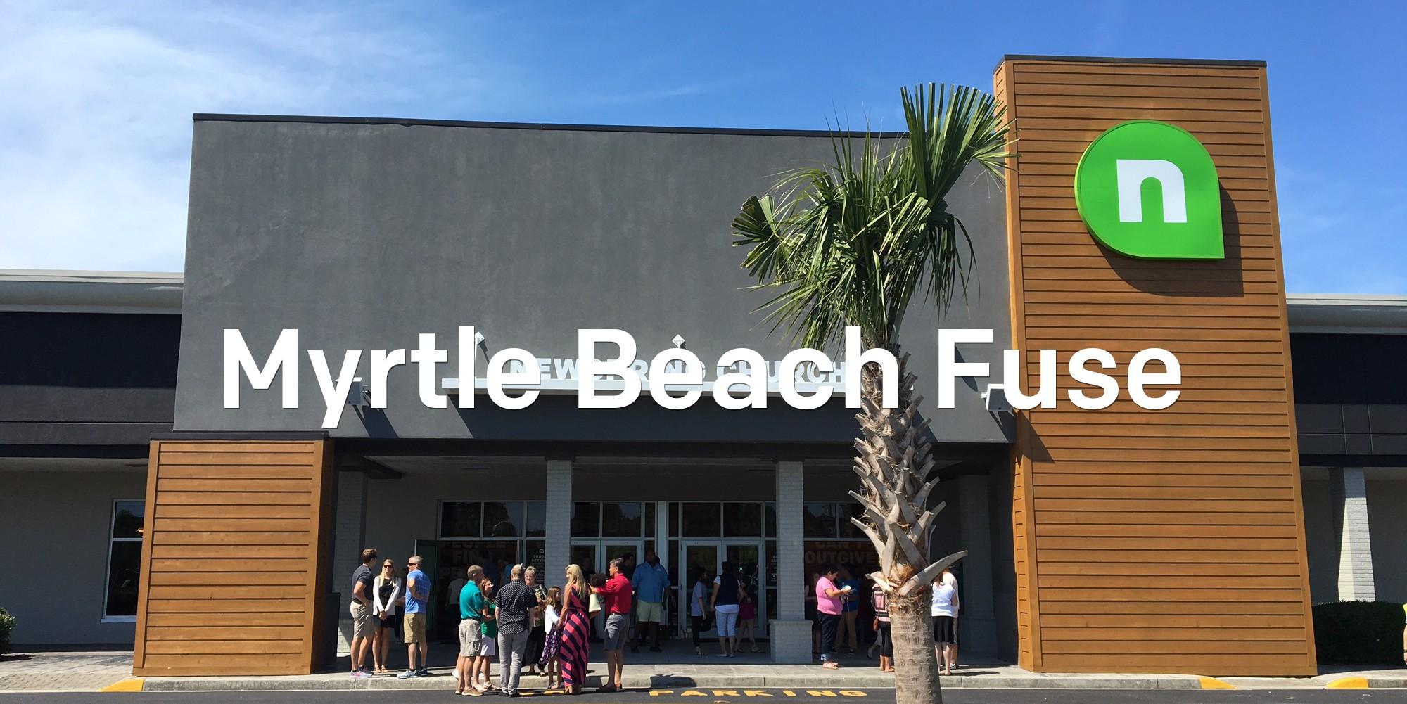 Myrtle Beach Locations Newspring Church