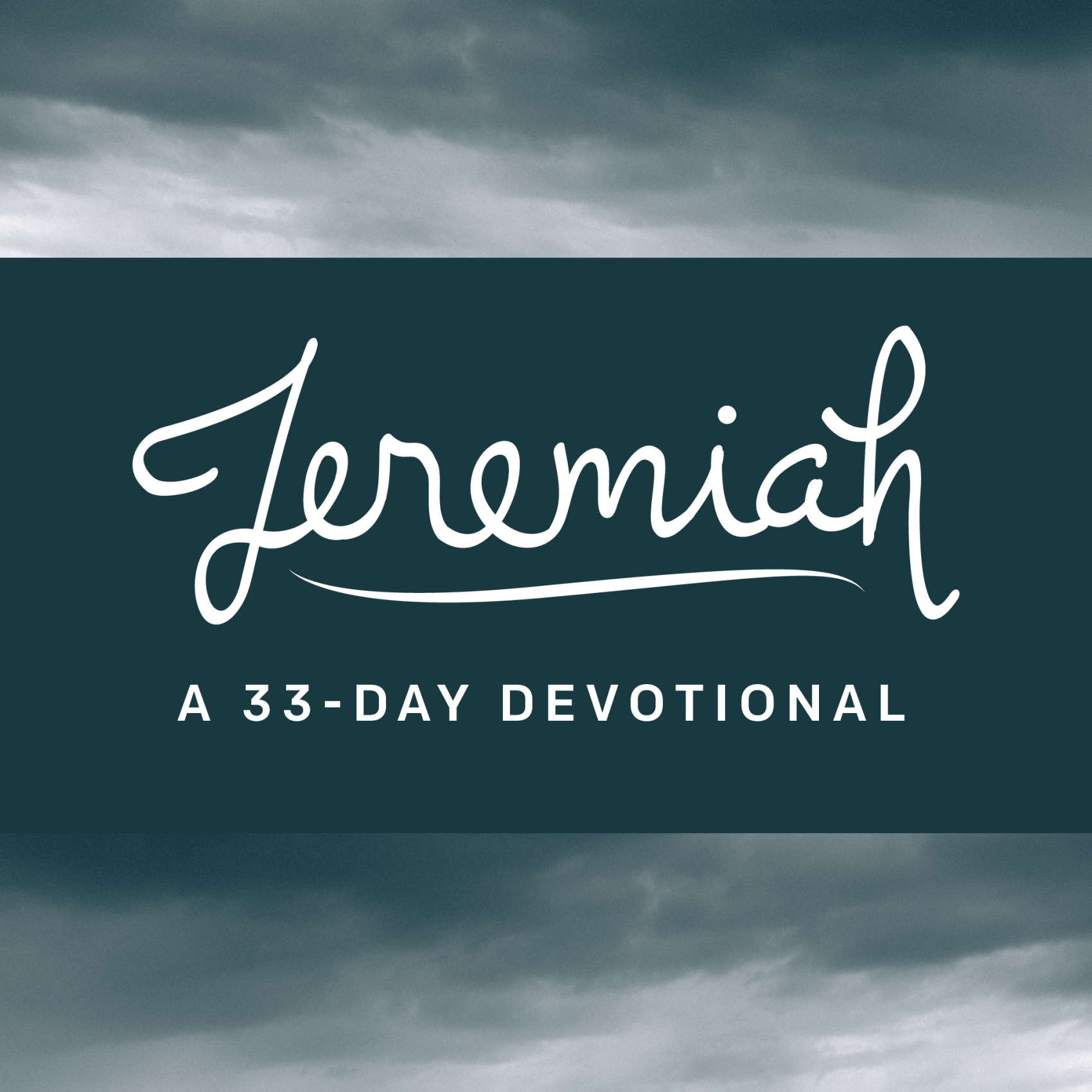 God Is Shaping You For Something Great Jeremiah A 33 Day