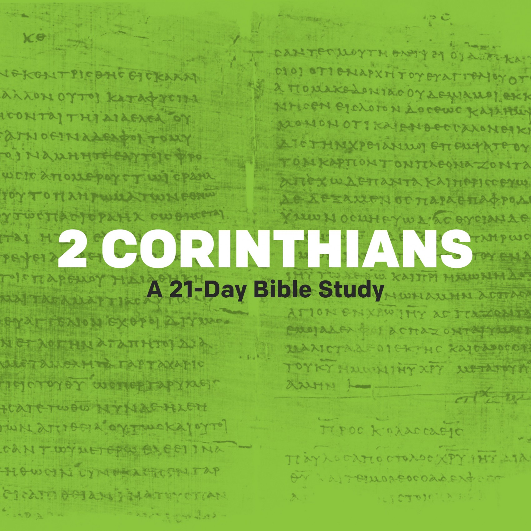 tug-of-war | 2 corinthians: 21-day bible study | newspring church